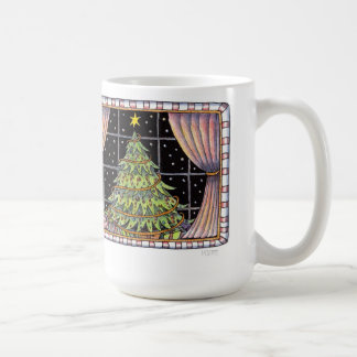 Margaret Scott Christmas Tree Mug
