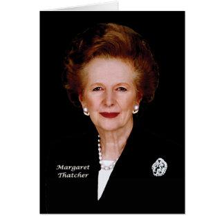 Margaret Thatcher Cards