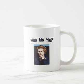 Margaret Thatcher Coffee Mug