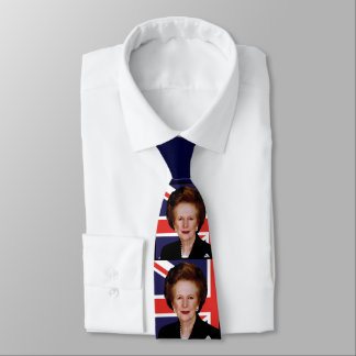 Margaret Thatcher - English Prime Minister Tie