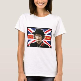 Margaret Thatcher I Love Maggie T-Shirt