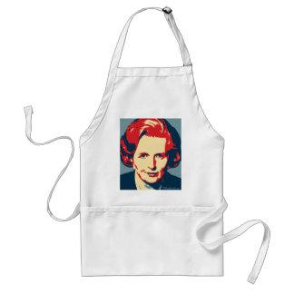 Margaret Thatcher - Iron: OHP Apron