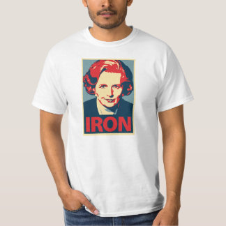 "Margaret Thatcher ""Iron"" Shirt"