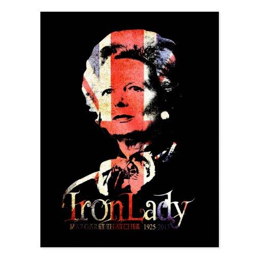 Margaret Thatcher Post Cards