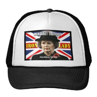 Margaret Thatcher Prime Minister Trucker Hats