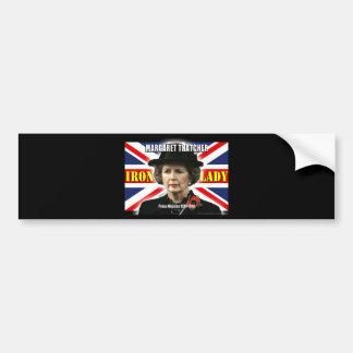 Margaret Thatcher Prime Minister Bumper Sticker