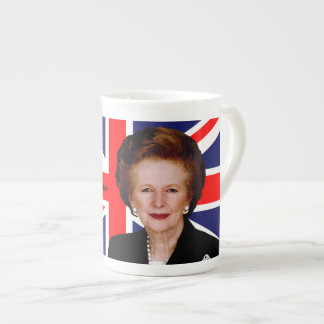 Margaret Thatcher Tea Cup
