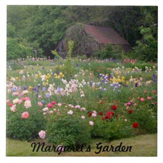 Margaret's Garden and Barn Tiles