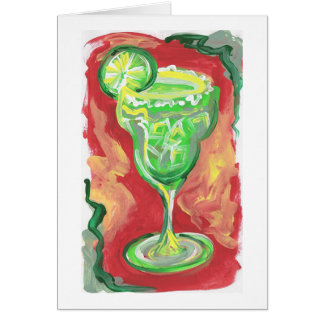 margarita card