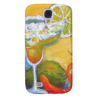 Margarita & Chile Pepper Galaxy S4 Case