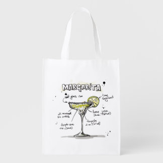Margarita Drink Recipe Design