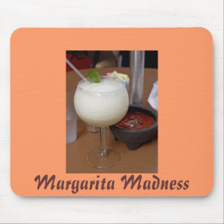 Margarita Madness Mouse Mat