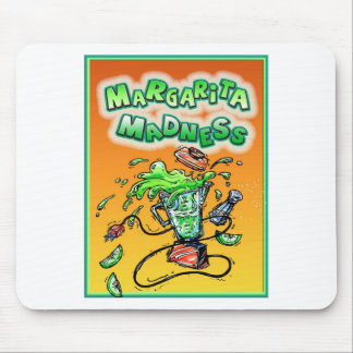Margarita Madness Mouse Pads