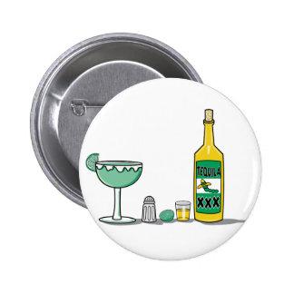 Margarita Mix 6 Cm Round Badge