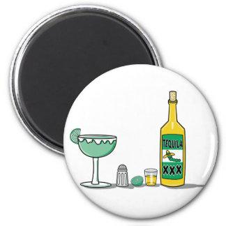 Margarita Mix 6 Cm Round Magnet