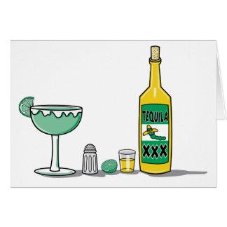 Margarita Mix Card