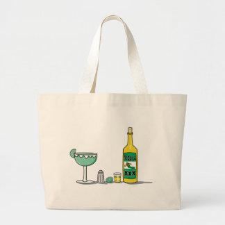 Margarita Mix Jumbo Tote Bag