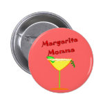 Margarita MOMMA T-Shirts & Gifts 6 Cm Round Badge