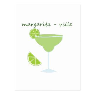 Margarita-ville Postcard