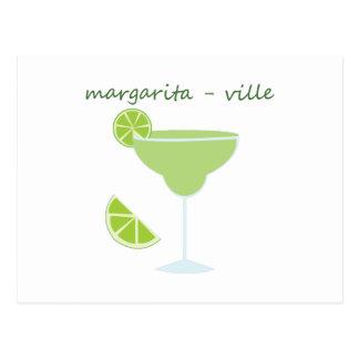 Margarita-ville Postcards