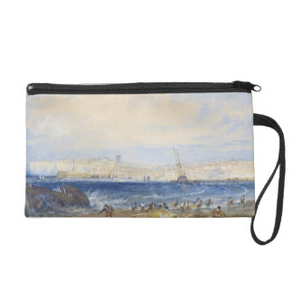 Margate, c.1822 (w/c on paper) wristlet clutch