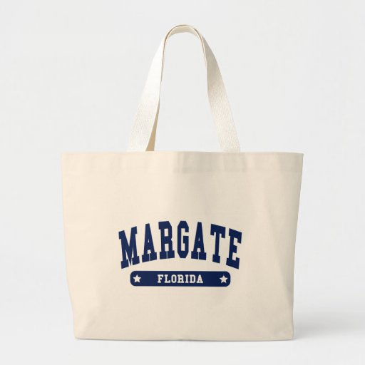 Margate Florida College Style tee shirts Tote Bag
