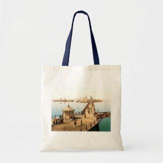 Margate Jetty Vintage British Seaside Bag