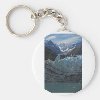 Margerie Glacier Alaska Key Ring