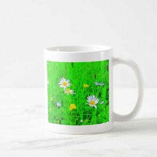 margeriten basic white mug
