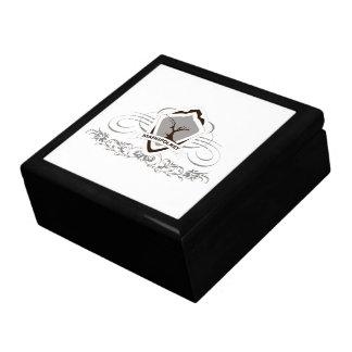Margfolket poison box jewelry box
