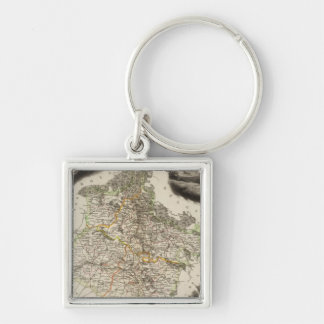 Margin illustrations key ring