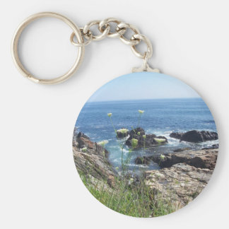 Marginal Way Key Ring