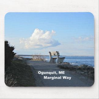 Marginal Way, Ogunquit, Maine Mouse Mat