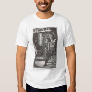 Marguerite Clark Snow White film 1917 Tshirt