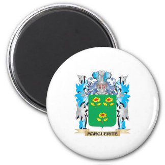 Marguerite Coat of Arms - Family Crest Fridge Magnets