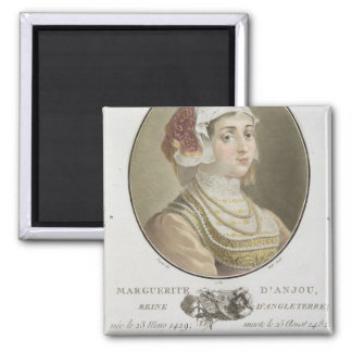 Marguerite d'Anjou (1429-82) engraved by Ride, 178 Magnets