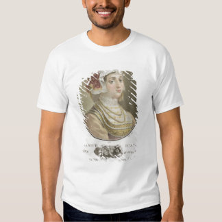 Marguerite d'Anjou (1429-82) engraved by Ride, 178 Tshirt