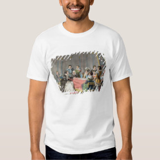 Marguerite de Valois (1553-1615) in front of the S T-shirts