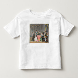 Marguerite de Valois (1553-1615) in front of the S Toddler T-Shirt