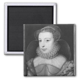 Marguerite de Valois  Queen of Navarre Magnet