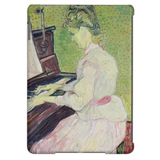 Marguerite Gachet at the Piano, 1890 Case For iPad Air