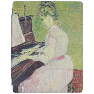 Marguerite Gachet at the Piano 1890 iPad Cover
