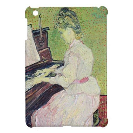 Marguerite Gachet at the Piano, 1890 iPad Mini Case