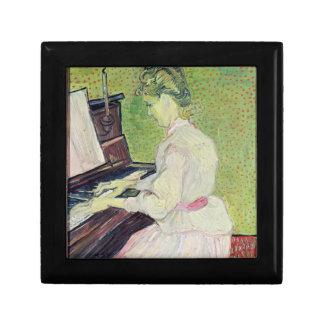 Marguerite Gachet at the Piano 1890 Jewelry Box