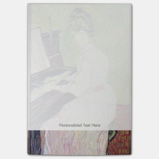 Marguerite Gachet at the Piano, 1890 Post-it® Notes