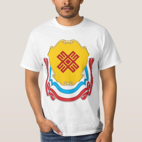 Mari El Coat of Arms T-shirt