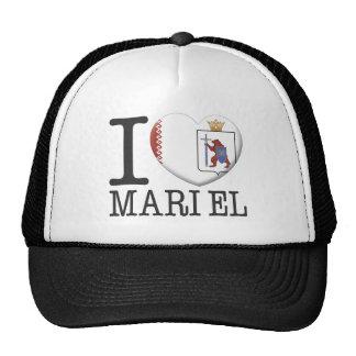 Mari El Mesh Hats