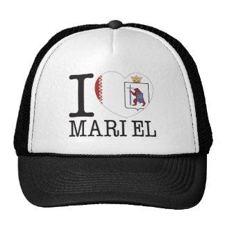 Mari El Love v2 Mesh Hats