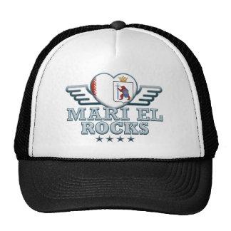 Mari El Rocks v2 Mesh Hat