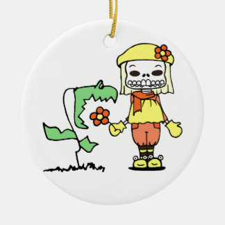 Mari Mortê Christmas Ornament